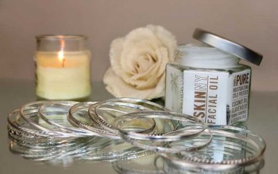 Pamper Yourself with Skinny & Co. Coconut Oil